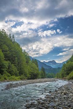 Mountain Creek at Bregenzerwald, Austria by Martin Walser on Austria, Mountains, Nature, Photography, Travel, Beautiful, Naturaleza, Fotografie, Voyage