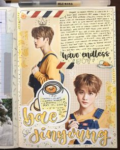27 KPop Bullet Journal Ideas for dedicated fans! If you are KPop obessed, and want to journal about, then this post is for you! Here we have over 27 KPop Bullet Journal Ideas for you to try! Bullet Journal Kpop, Bullet Journal Aesthetic, Bullet Journal Ideas Pages, Bullet Journal Spread, Bullet Journal Layout, My Journal, Bullet Journal Inspiration, Journal Pages, Creative Journal