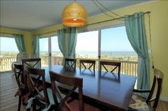 One of the few actual beach house rentals left in Ocean City! Great view! #ocmd