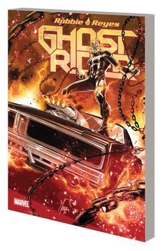 Ghost Rider (2016) Vol 01 Four On the Floor TP