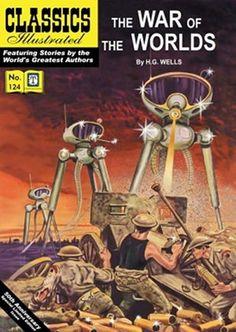 classic literature books | Classic Literature Transformed into Comic Book Art