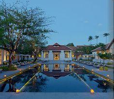 Luang Prabang Luxury Resort  - Aman resorts: Amantaka, Laos