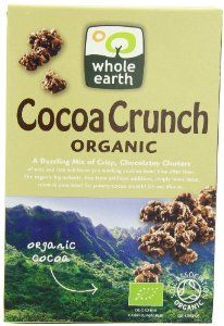 Whole Earth Organic Cocoa Crunch 375 g (Pack of 3) - http://handygrocery.org/grocery-gourmet-food/whole-earth-organic-cocoa-crunch-375-g-pack-of-3-couk/