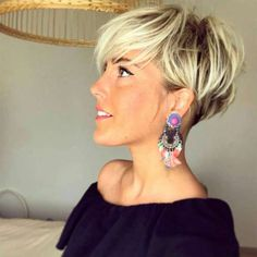 Short Hairstyles For 2017 - 1 [] # # #Short #Haircuts, # #Short #Hairstyles, # #Pixies, # #My #Style, # #Hair #Cut, # #Fashion, # #Makeup, # #Beauty, # #Hairstyles