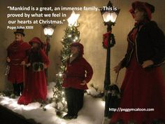I can't help but wish people who meet me on the street would be as kind all year as they are at #Christmas