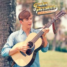 GRAM PARSONS - EARLY YEARS VOL.1&2