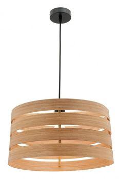 Bamboo Pendant Light - Foter