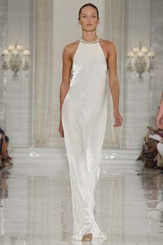 Ralph Lauren RTW Spring 2012 – WWD Simple Summer Outfits, Summer Fashion Outfits, Summer Outfits Women, Wedding Dresses Nz, Fashion News, Runway Fashion, Nice Dresses, Amazing Dresses, Beautiful Gowns
