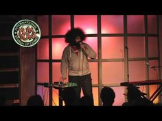 Reggie Watts @ Yuk Yuk's (Toronto Jazz Festival) in 2011