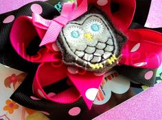 M2M Look Who's Turning 1 Pink and Brown by elliesgarden on Etsy, $8.99