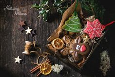 Christmas Handmade patterned gingerbreads by Natasha Breen on 500px