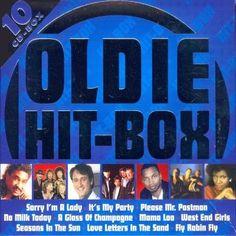Bate-Boca & Musical: VA - Oldie Hit-Box (2009) 10CDs