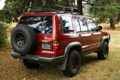 160 Isuzu Trooper Bighorn Ideas Trooper 4x4 Offroad
