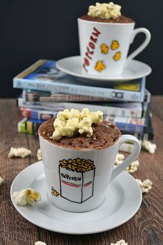 Popcorn Tassenkuchen 2-2