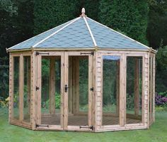 Wingrove 12 Octagonal summerhouse