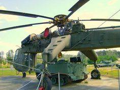 CH-54A Tarhe (SKY CRANE) Camp Shelby By Loki69 ....... Helicopter Rotor, Military Helicopter, Military Aircraft, Erickson Air Crane, Earth Two, Air Fighter, Man Of War, Vietnam War, World War Ii