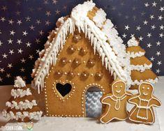 Maison en pain d'épices - Recette de Cuisine ~ Mademoiselle Cuisine : recettes, astuces, actu cuisine   17ème recette du calendrier de l'avent (déjà !!!) Je vous rappelle le principe, chaque jour nous publions à tour de rôle Anne-Sophie (Fashion Cooking) et moi une recette.Vous pourrez retrouver toutes les recettes ici : recettes du calendrier de l'avent Anne-So nous propose pour aujourd'hui une superbe maison en pain d&rsquo…