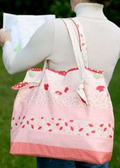 Jelly bags - by Bunny Hill Designs - Bag Pattern