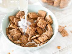 Die zimtigen Ciniminis versüßen dir den Morgen. Und selbst gemacht schmecken sie gleich doppelt so gut. Das Beste daran? Zucker- und Zimtmenge bestimmst du.