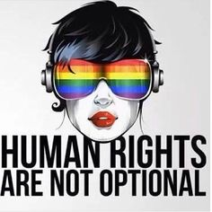 Equal rights are not optional
