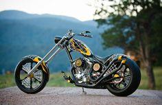 Anti Venom Bike by Paul Jr. Designs