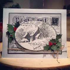 Holiday Card by GlitteredRoses - Cards and Paper Crafts at Splitcoaststampers