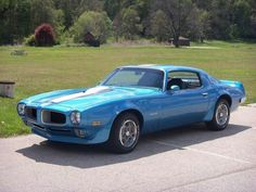 Early 70's Trans Am