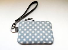 Wristlet Wallet Gift Card Wallet Change Purse Credit by ThePurseCo