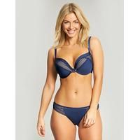 Buy Panache Aria Bra in Navy £42 from Women's Combination Sets range at #LaBijouxBoutique.co.uk Marketplace. Fast & Secure Delivery from Bravissimo online store.