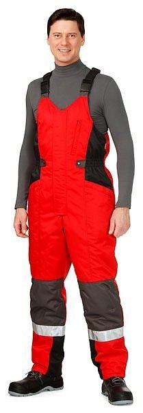 FORT men's heat-insulated bib overall