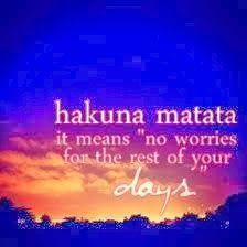 Hakuna Matata Definition   #wordsdefinitions #hakunamatata