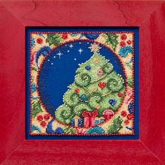 Jim Shore by Mill Hill  Tree JS304104 Christmas by DebiCreations, $15.49