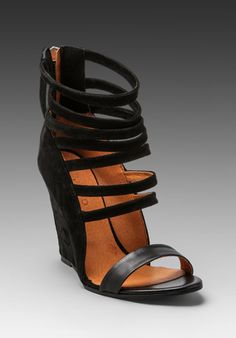 IRO Mirlind Sandal in Noir at Revolve Clothing - Free Shipping!