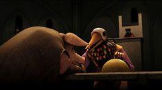 Film d'animation réalisé en 2011 par Thomas Caudron, Ingrid Menet, Clément Tissier et LilidesBellons