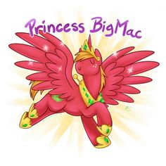Princess Big Mac - My Little Pony fan art Mlp My Little Pony, My Little Pony Friendship, Big Macintosh, Scooby Doo Mystery Incorporated, Mlp Fan Art, Pony Drawing, Twilight Sparkle, Fluttershy, Rainbow Dash