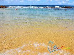 Playa Peña, Beach in Old San Juan, Puerto Rico
