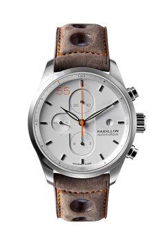 Raidillon design - Belgian watches