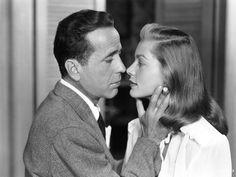 Lauren Bacall and Humphrey Bogart in Delmer Daves's DARK PASSAGE ('47)