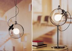 obsessed with this Artemide lamp