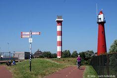 Mit dem Fahrrad nach Hoek van Holland