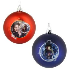Doctor Who Shatterproof 3 Ball Ornament Set Kurt S. Adler Doctor Who Holiday Ornaments Holiday Ornaments, Christmas Bulbs, Holiday Decor, Doctor Who Decor, Doctor Who Christmas, Geek Decor, Anime Fairy, Google Shopping, Toys For Girls