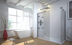 37 Bathrooms With Walk-In Showers
