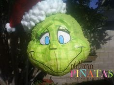 Kind Grinch Pinata