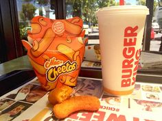 We set out to try the new Mac n' Cheetos from Burger King to let you know whether or not they are worth the cheesy Cheetos fingers afterwards in this honest review.