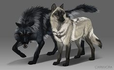 Wolf and lamb adopt couple: CLOSED by KFCemployee.deviantart.com on @DeviantArt