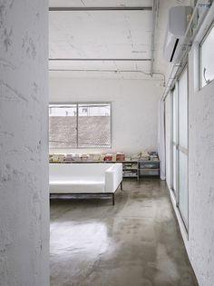 concrete floor!