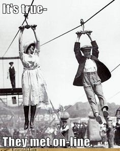 funny pictures history - Thoroughly Modern Romance