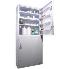 Denward Controlled Drug Cabinet 1730 x 760 x 305 House Blueprints, Uk 5, Psych, Bathroom Medicine Cabinet, Drugs, Locker Storage, France, Furniture