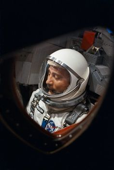 Space Frontier Gus Grissom awaits the launch of Gemini 3 on March - Post with 85 views. Gus Grissom awaits the launch of Gemini 3 on March