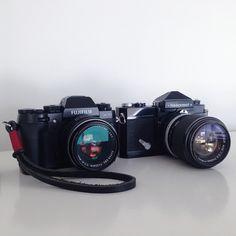 Fujifilm X-T1 vs. Nikon Nikkormat FT